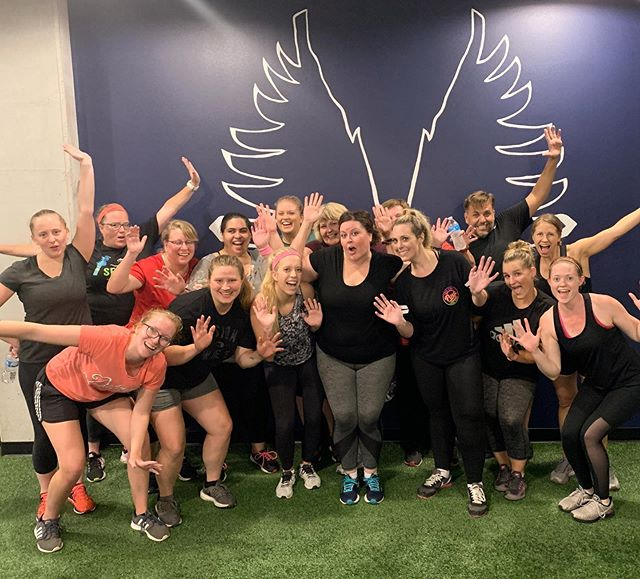 Looking for an awesome healthy way to celebrate your birthday, work outing or private event?!? Book your private fitness class at PKFit for a one of a kind team building experience! Contact us TODAY!! #PKFit