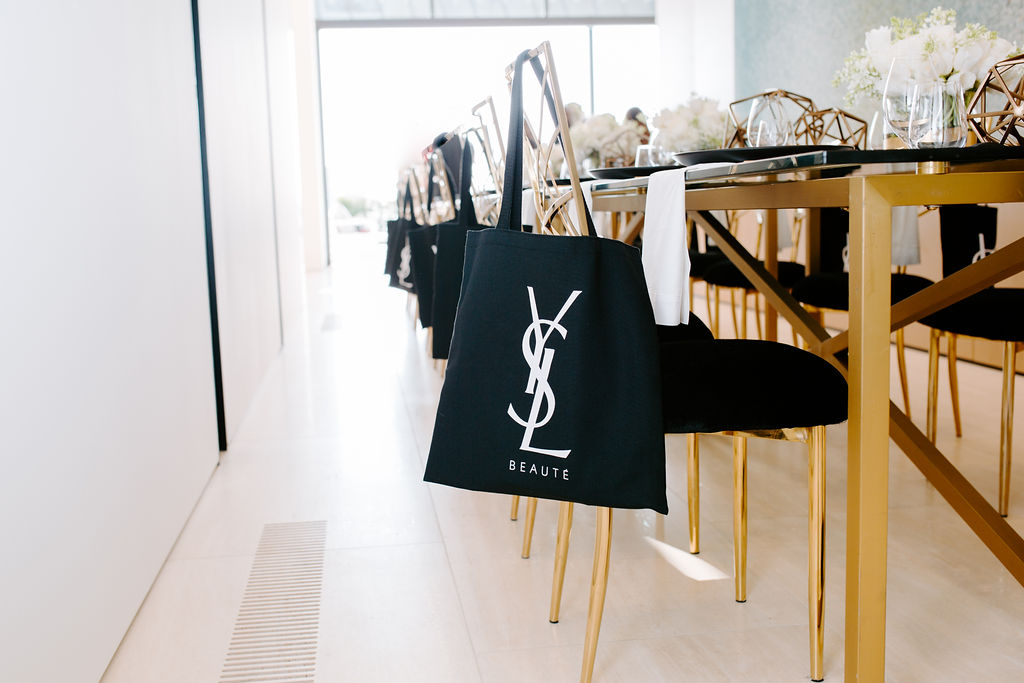 YSL Beauté Influencer Luncheon - Intimate influencer luncheon in Beverly Hills