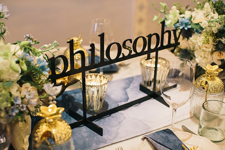 Philosophy Influencer Dinner & Staycation - Press and influencer event for a new product launch