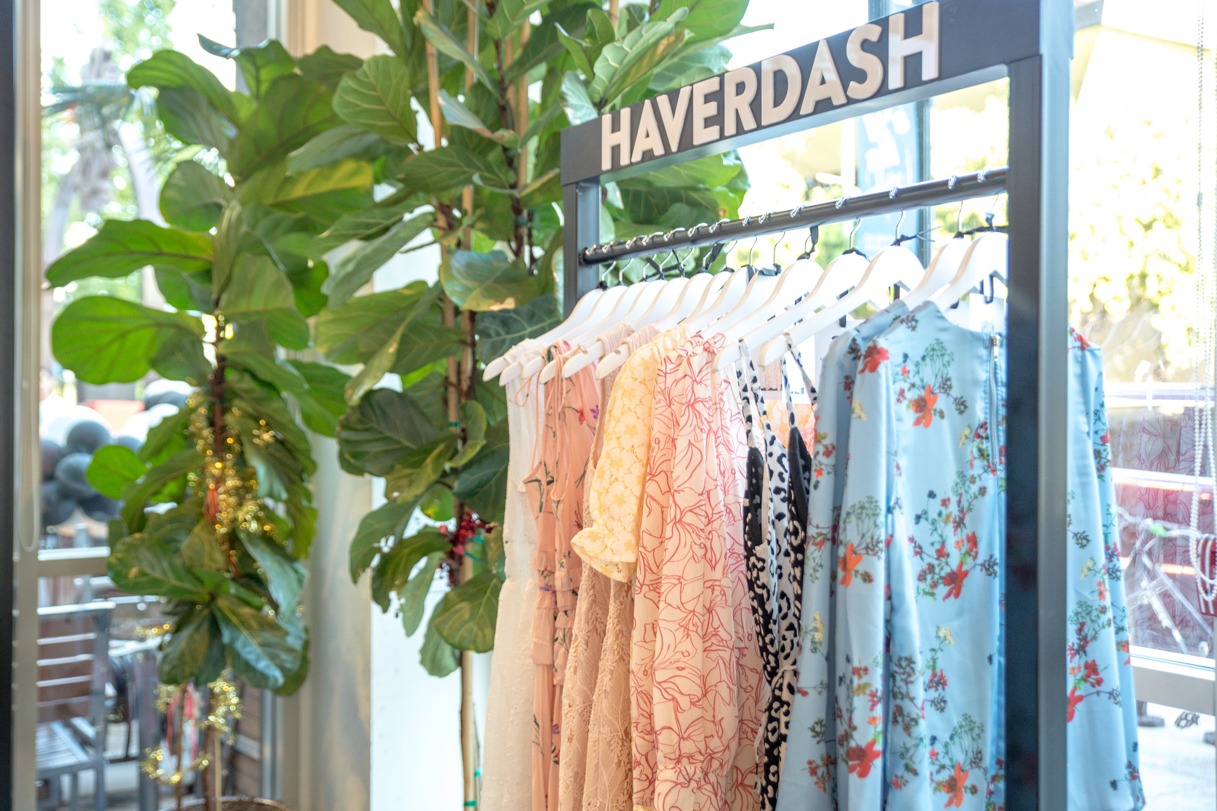 Haverdash Pop-Up Events - Pop-up events with corporate partners to celebrate Haverdash's launch