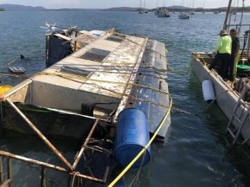 Vessel Salvages -