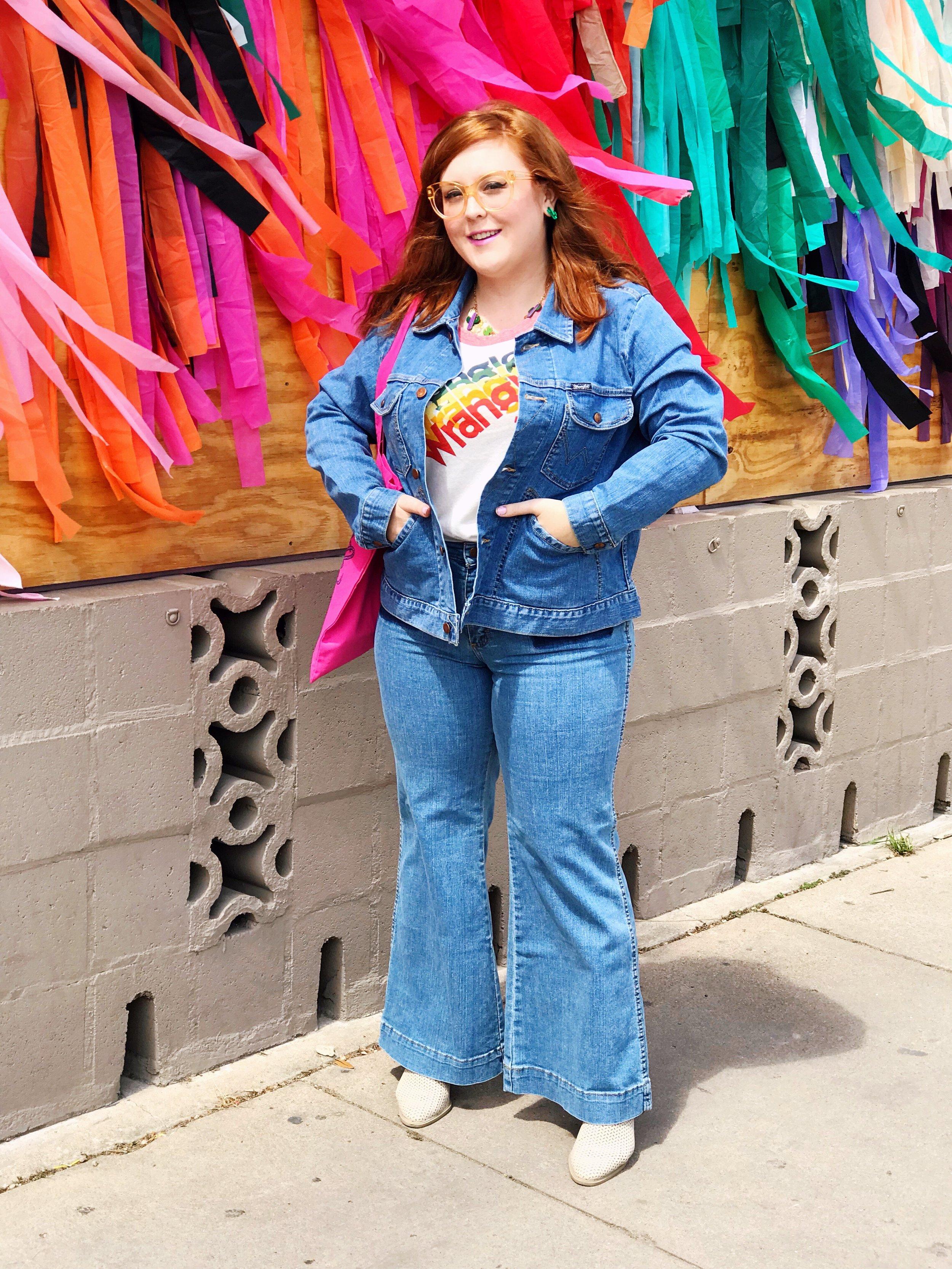modcloth x wrangler jeans sxsw south congress austin texas natalie merola ginger me glam 1