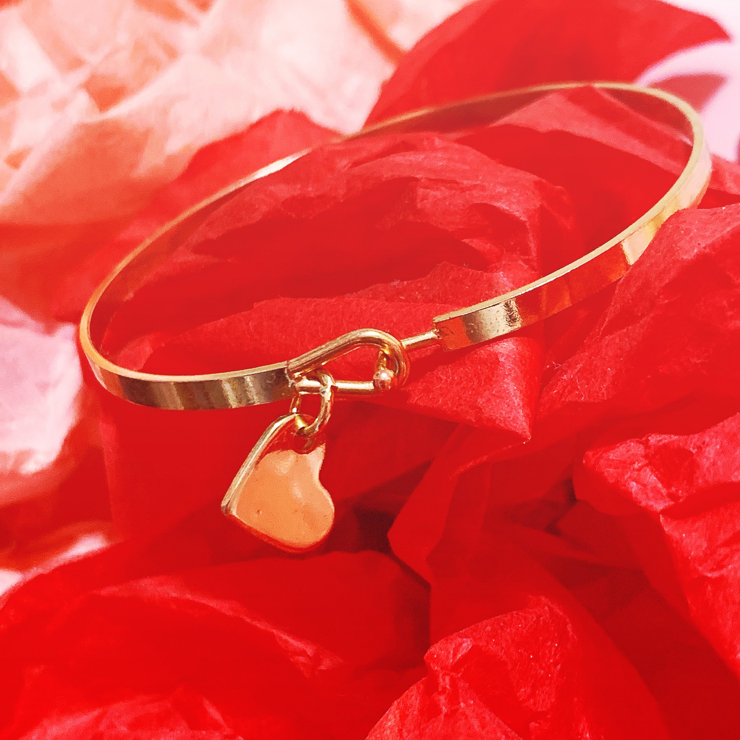 Mother's Day Rejected Hearts Club Bracelet Ginger Me Glam Gift Guide