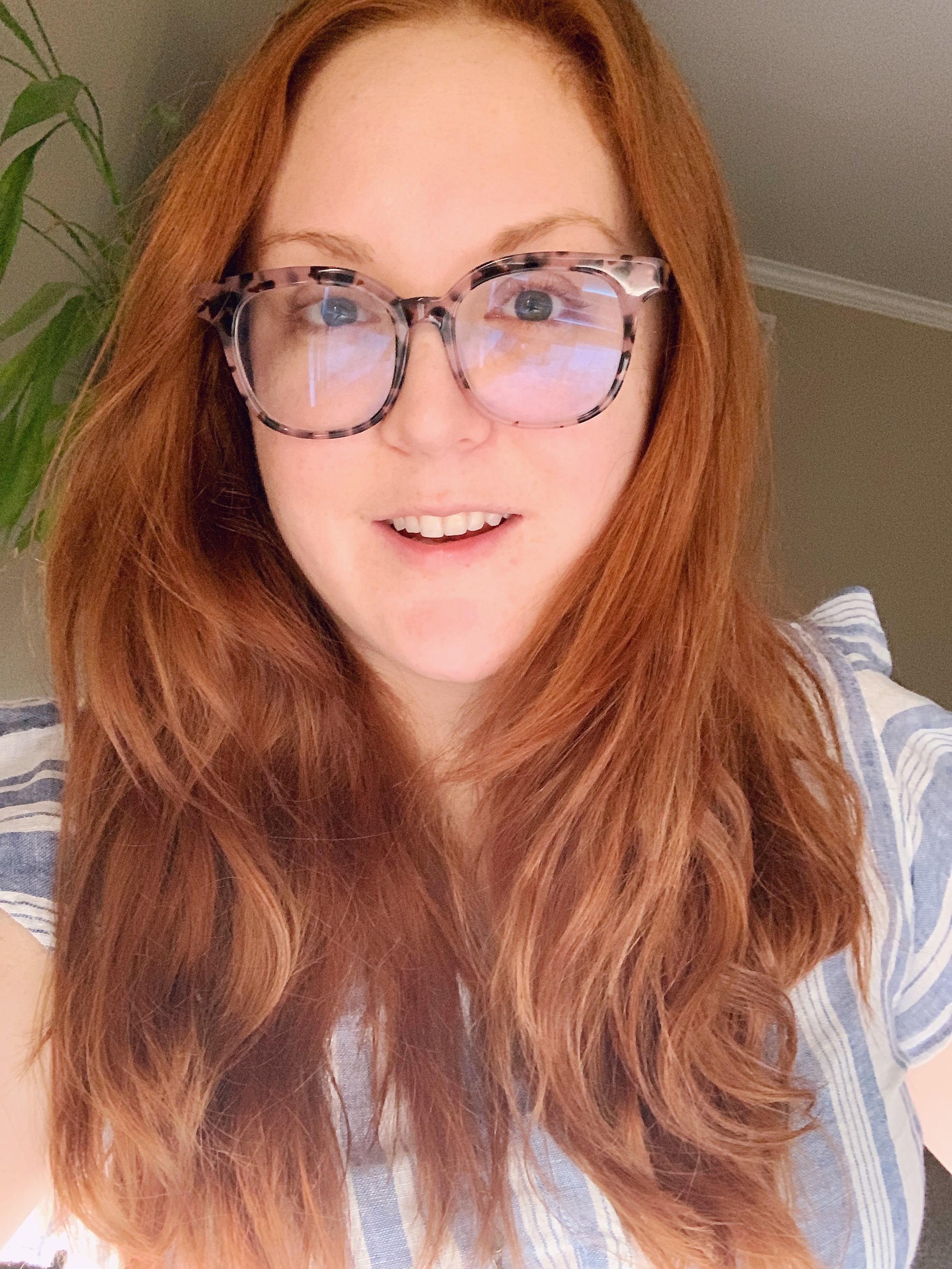 The results show: soft, clean hair. I woke up like this, and I'm not ashamed of that wavy hair freedom. Excited to continue using this on my scalp!
