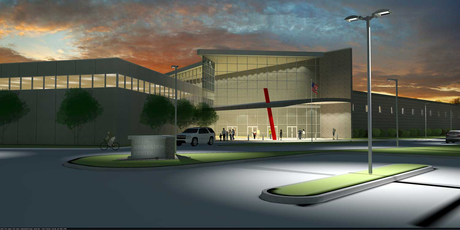PROPOSED SPORTS COMPLEX