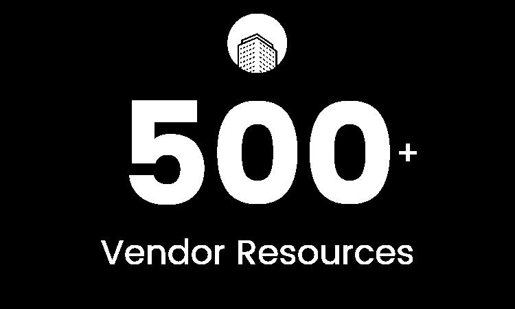 Almodovar Group, LLC 500+ Vendor Resources