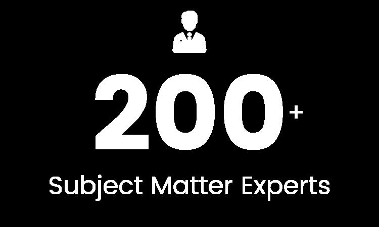 Almodovar Group, LLC 200+ Subject Matter Experts