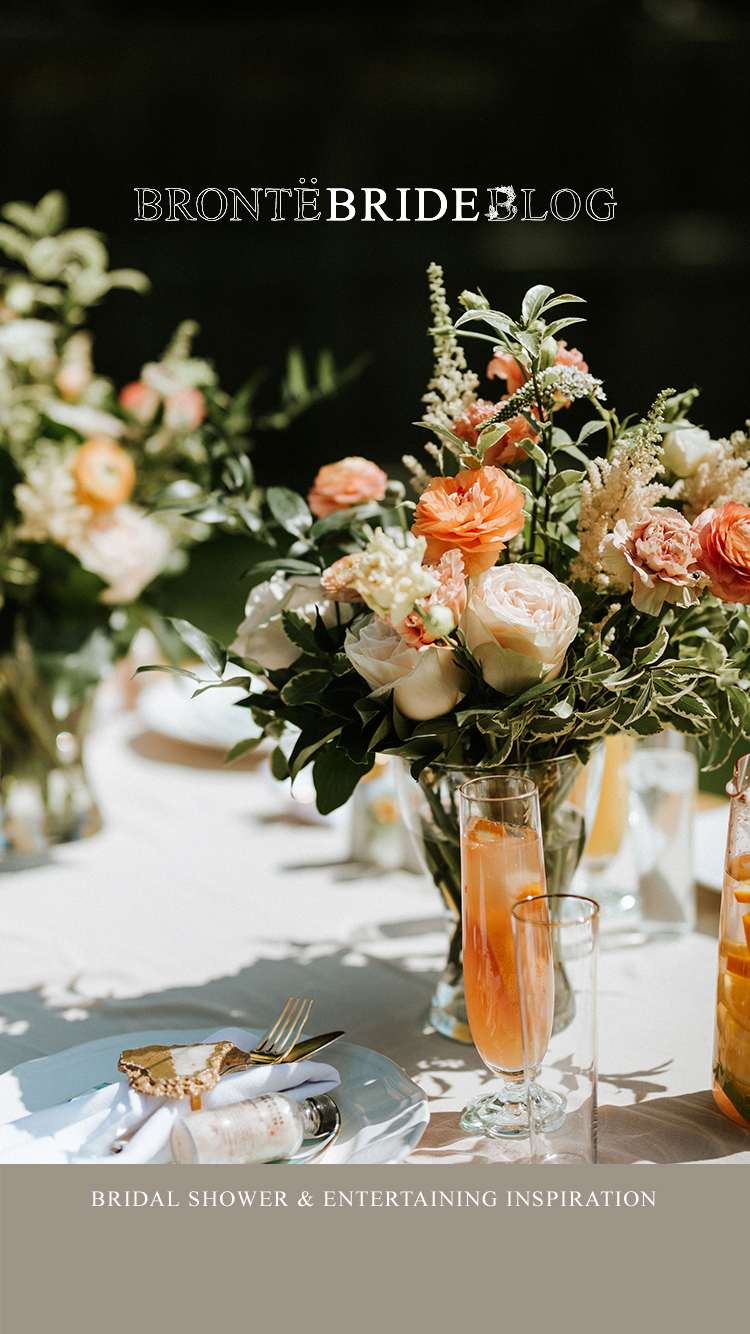 6 Essential Elements for Hosting The Perfect Babe Brunch - Bronte Bride