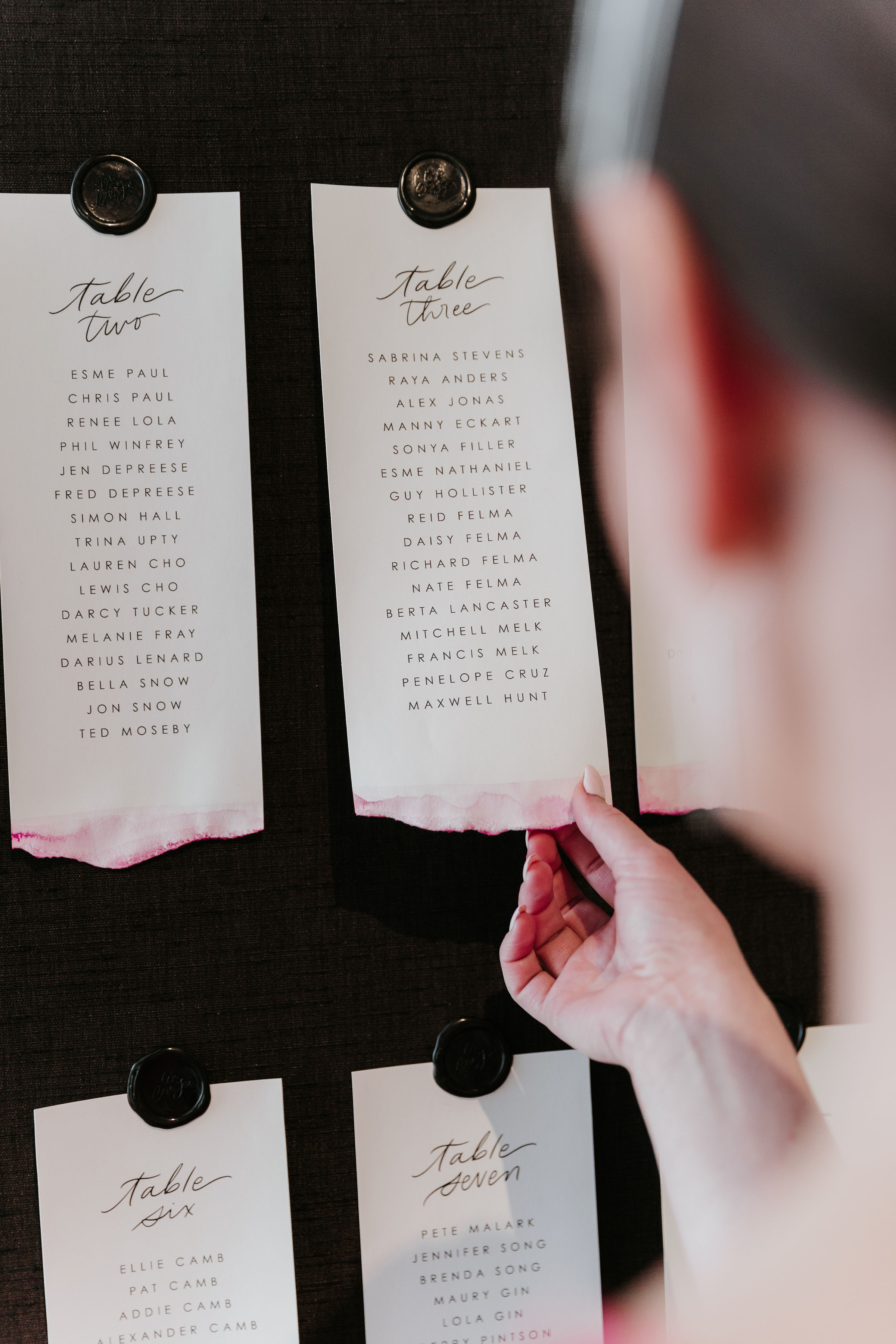 Modern and Glamourous Wedding Celebration // Styled Shoot at The Pioneer in Calgary, Alberta