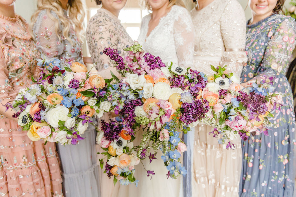 Bridal Party Bouquet Inspiration: 8 Bouquet Pictures Sure to Get You in the Mood For Wedding Season - Chickweed Cottage on the Bronte Bride Blog