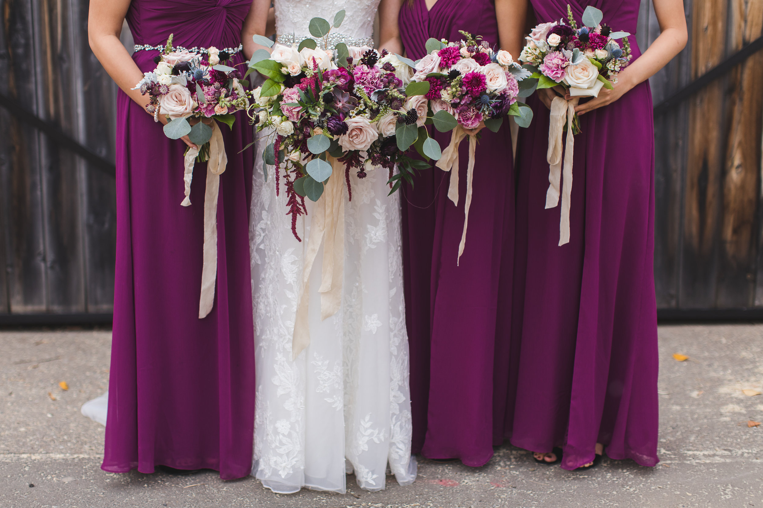 Bridal Party Bouquet Inspiration: 8 Bouquet Pictures Sure to Get You in the Mood For Wedding Season - Theresa Lopez on the Bronte Bride Blog