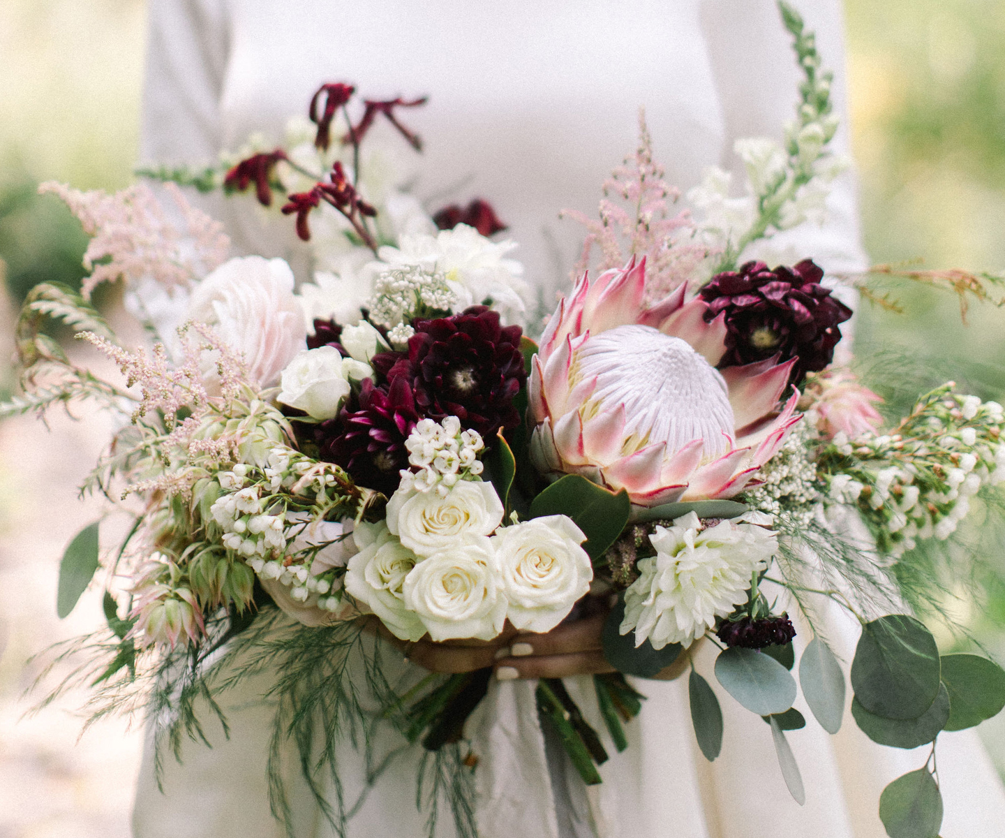Bridal Bouquet Inspiration for Spring: 12 of the Prettiest Bouquets We've Seen This Spring in Alberta and the Rockies - Pine for Cedar on The Bronte Bride
