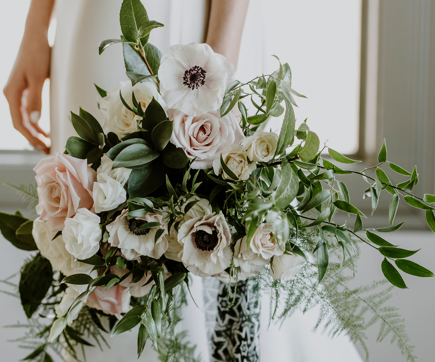 Bridal Bouquet Inspiration for Spring: 12 of the Prettiest Bouquets We've Seen This Spring in Alberta and the Rockies - Hen and Chicks on The Bronte Bride