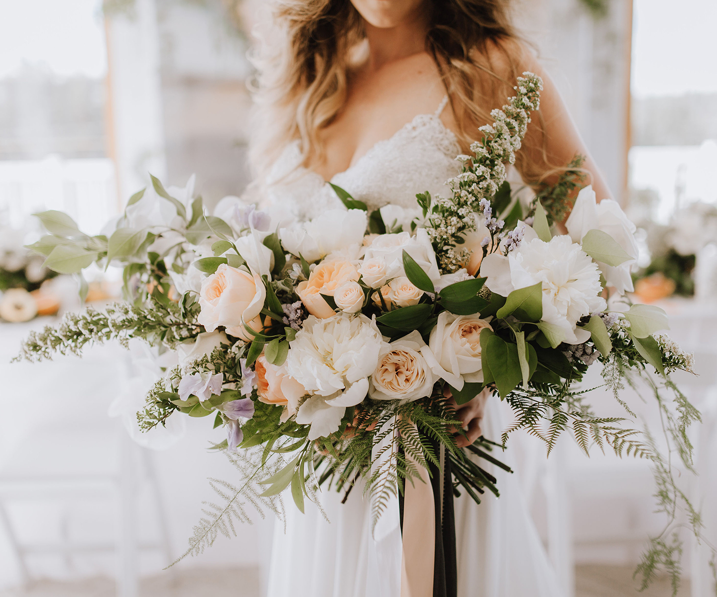 Bridal Bouquet Inspiration for Spring: 12 of the Prettiest Bouquets We've Seen This Spring in Alberta and the Rockies - MJs Floral Boutique on The Bronte Bride