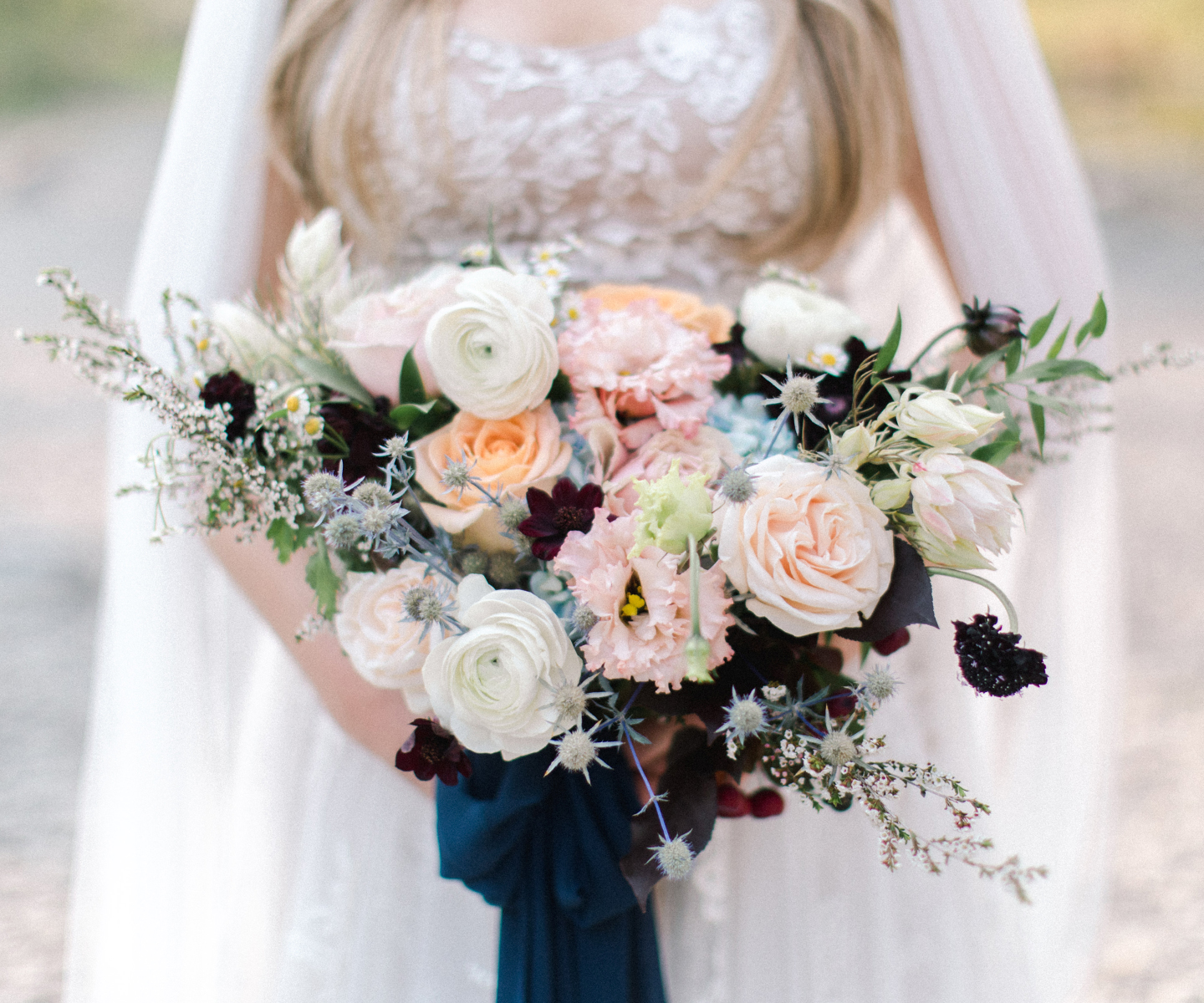 Bridal Bouquet Inspiration for Spring: 12 of the Prettiest Bouquets We've Seen This Spring in Alberta and the Rockies - Meadow and Vine on The Bronte Bride