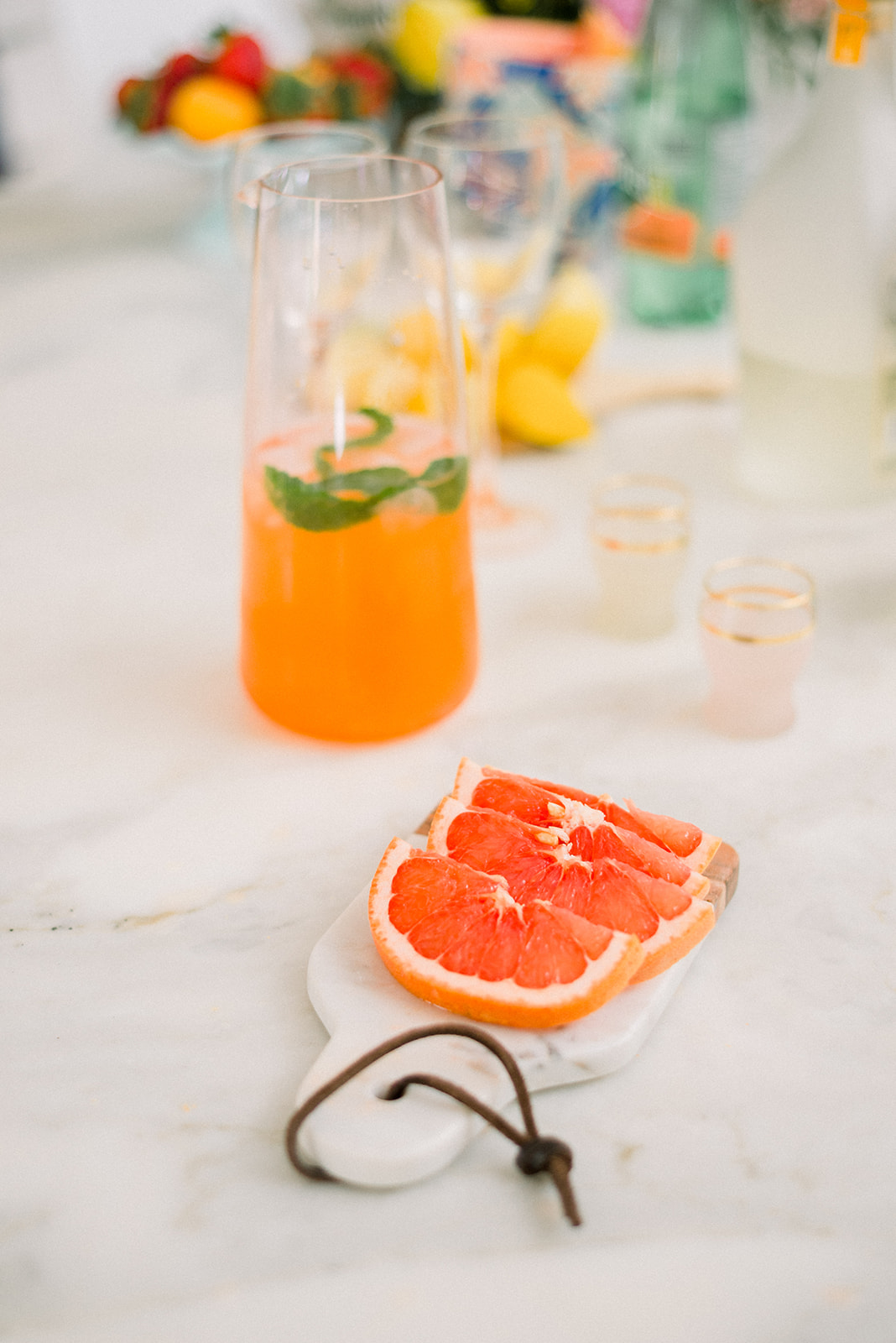 3 Easy-to-Make Citrus Cocktails to Sweeten up Your Summer - on the Bronte Bride Blog