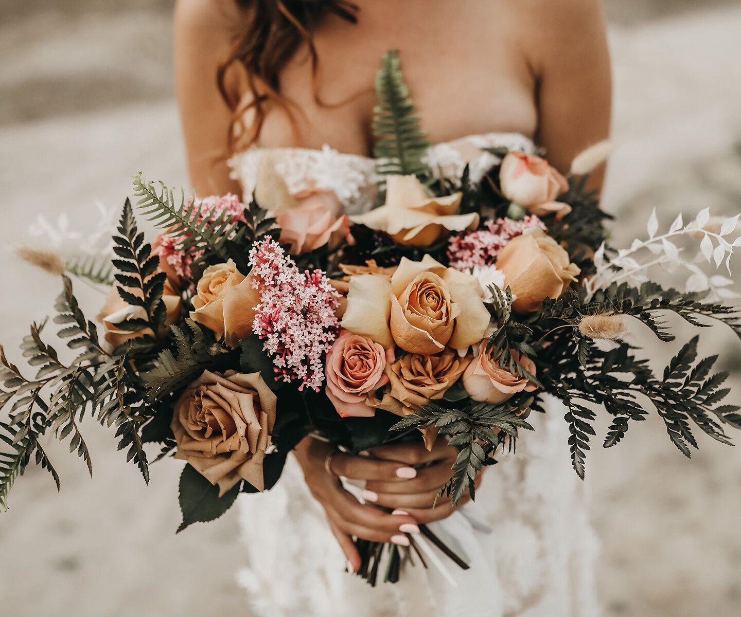 Bridal Bouquet Inspiration for Fall: 12 of the Prettiest Bouquets We've Seen This Autumn in Alberta and the Rockies
