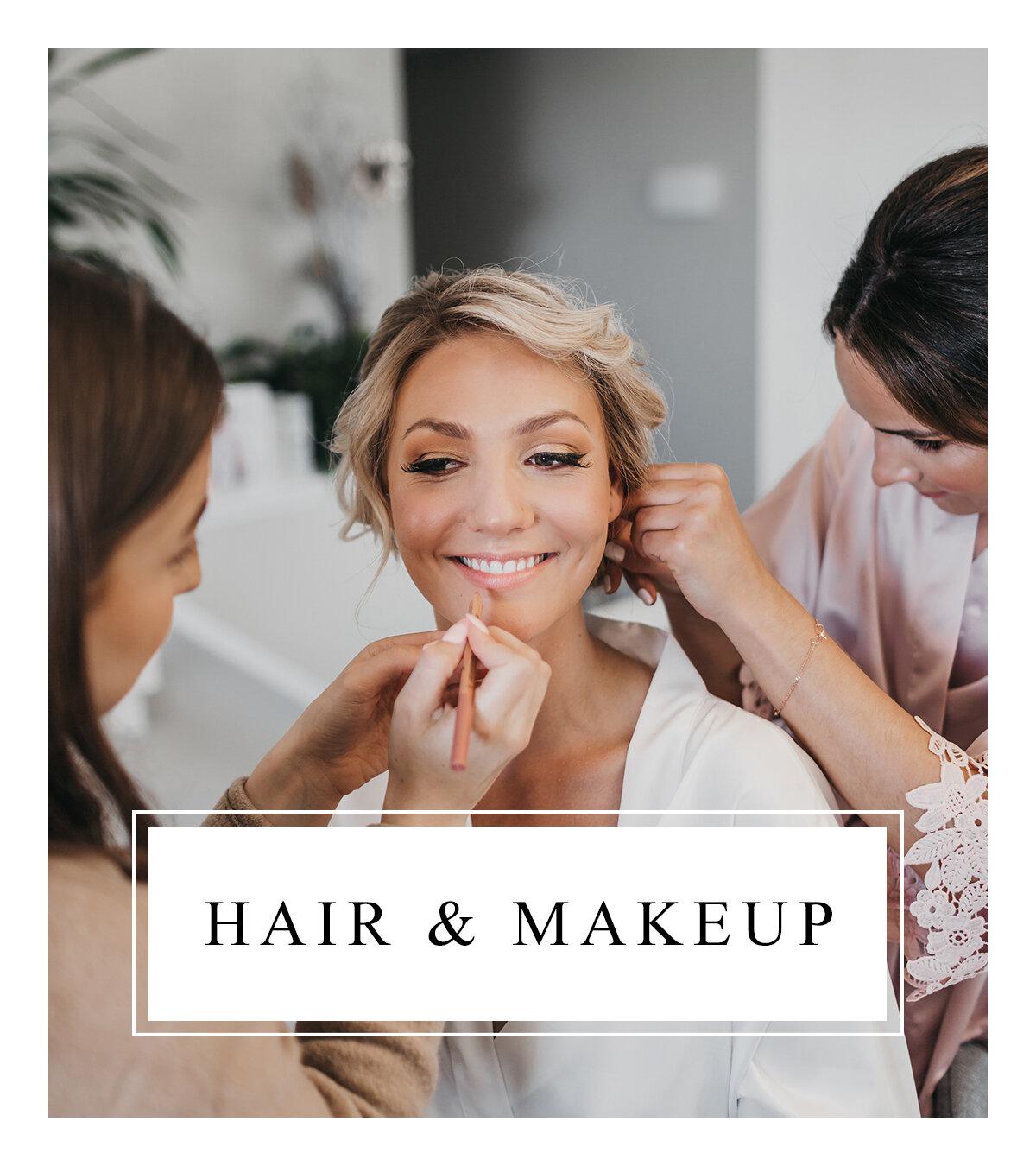 Bronte Bride - Alberta Wedding Vendor Guide - Hair and Makeup