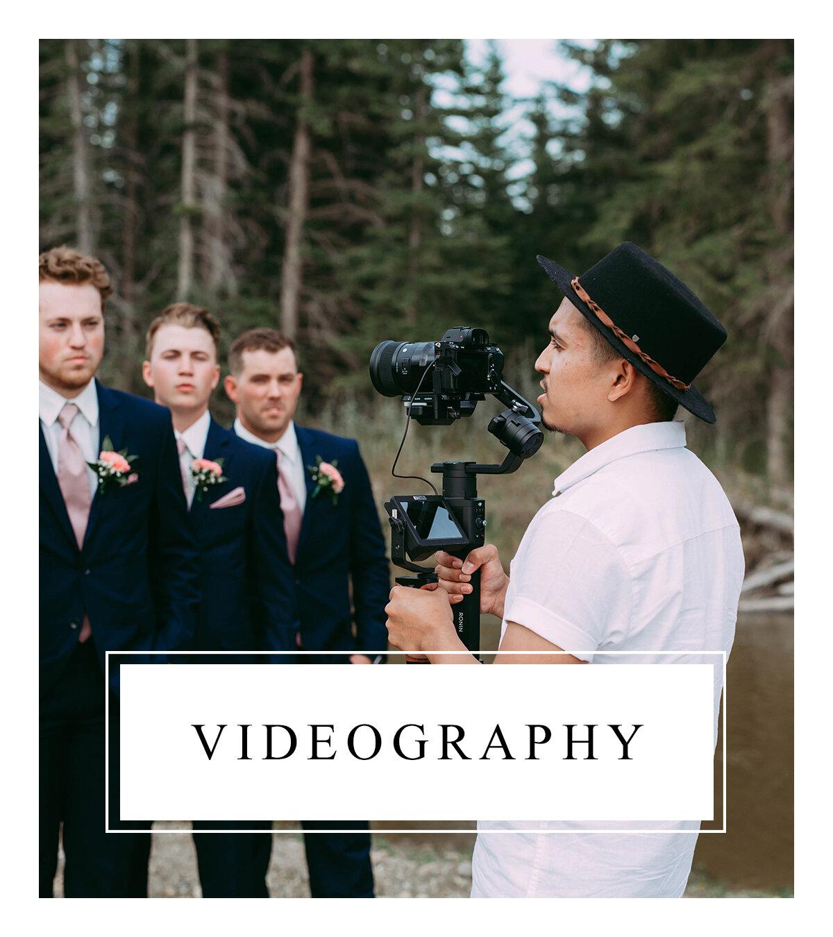 Bronte Bride - Alberta Wedding Vendor Guide - Videography