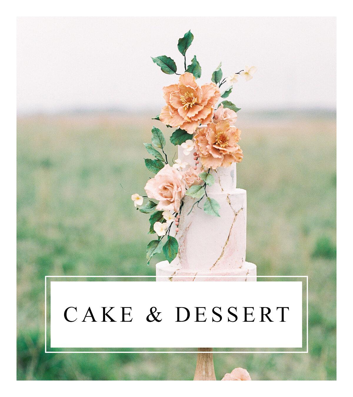 Bronte Bride - Alberta Wedding Vendor Guide - Cakes