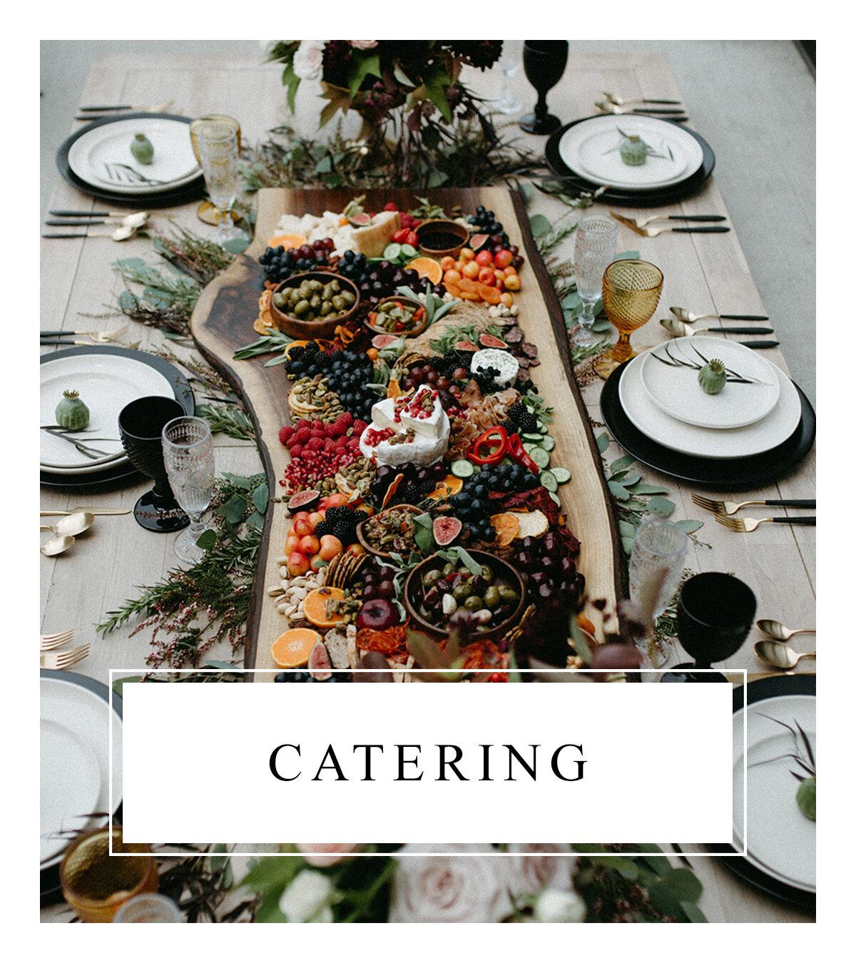 Bronte Bride - Alberta Wedding Vendor Guide - Catering