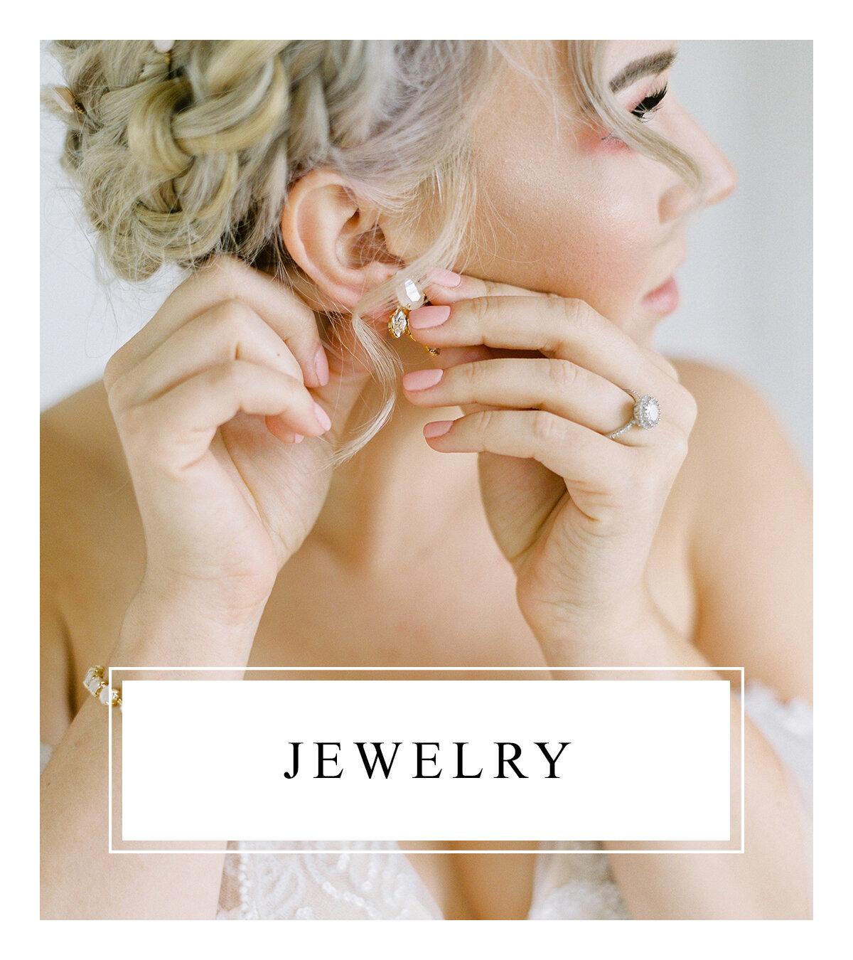 Bronte Bride - Alberta Wedding Vendor Guide - Jewelry