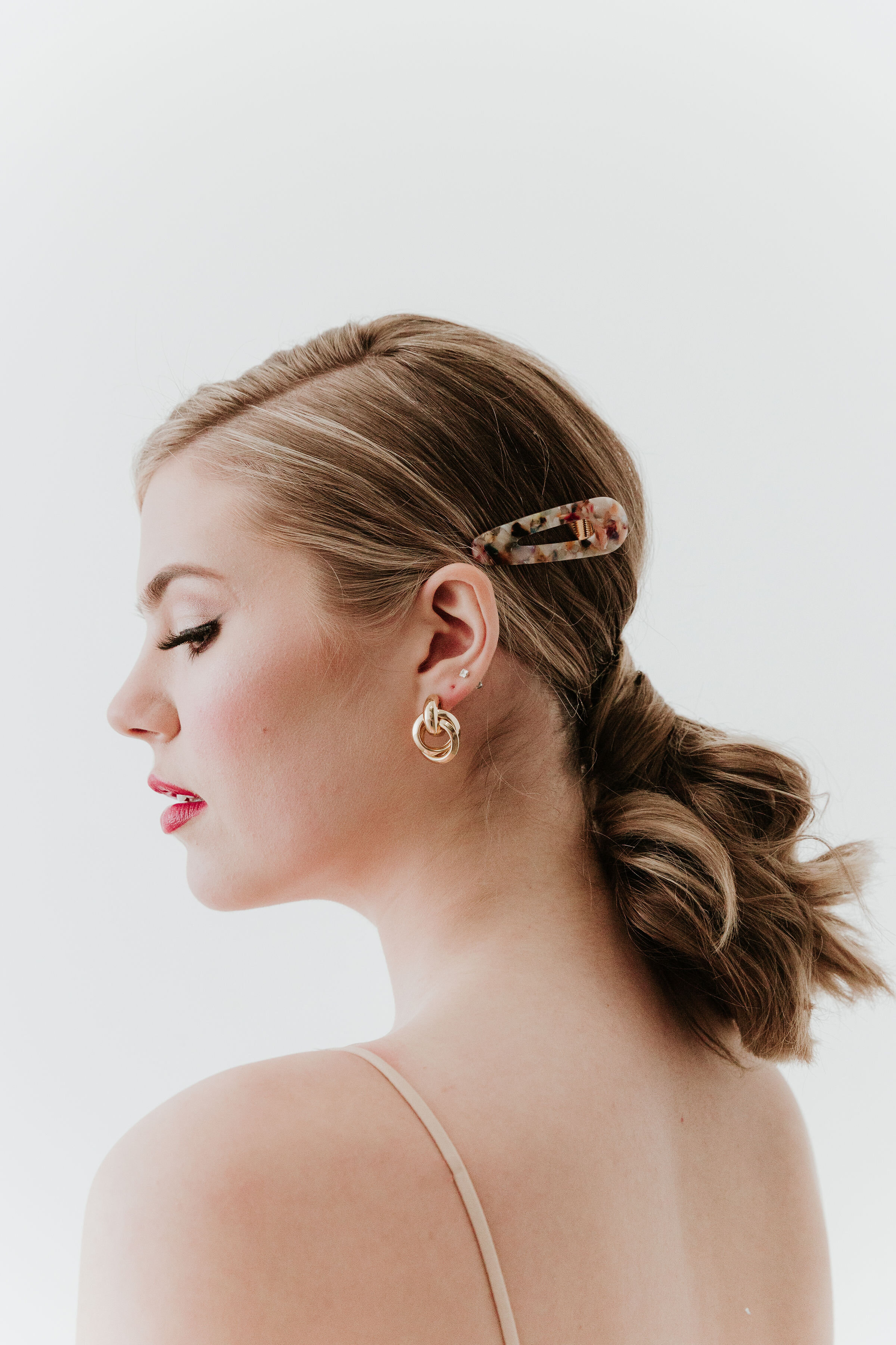 8 Glam Ponytail Hairstyles Every Bridesmaid Can Rock - on the Bronte Bride Blog