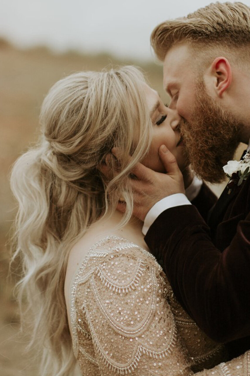 8 Wedding Hairstyles for the Boho Bride // Let's Get Local