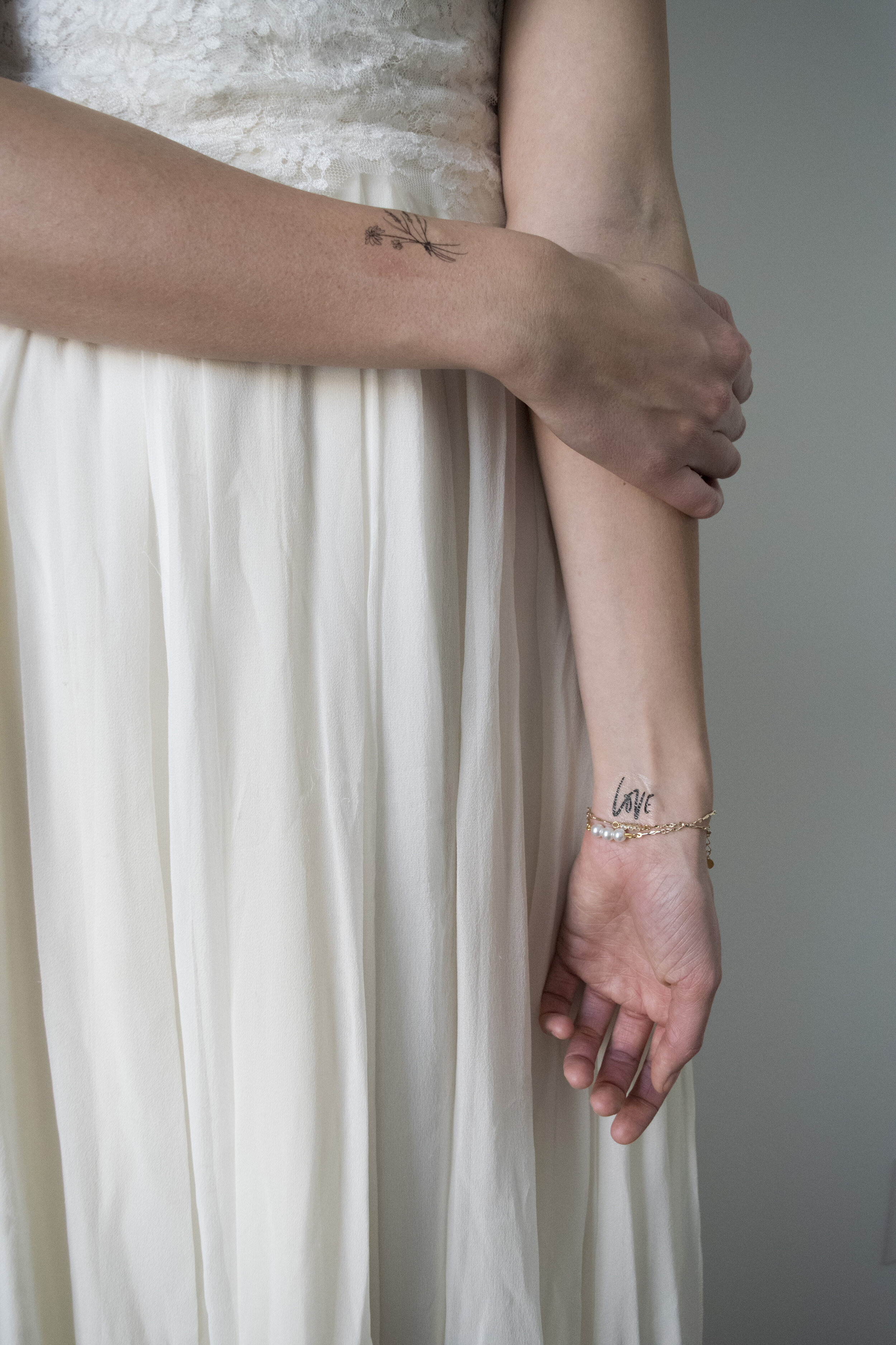 The Elegance Collection // A New Collection of Bridal Jewelry from AH Designs Made for the Minimalist Bride - on the Bronte Bride Blog