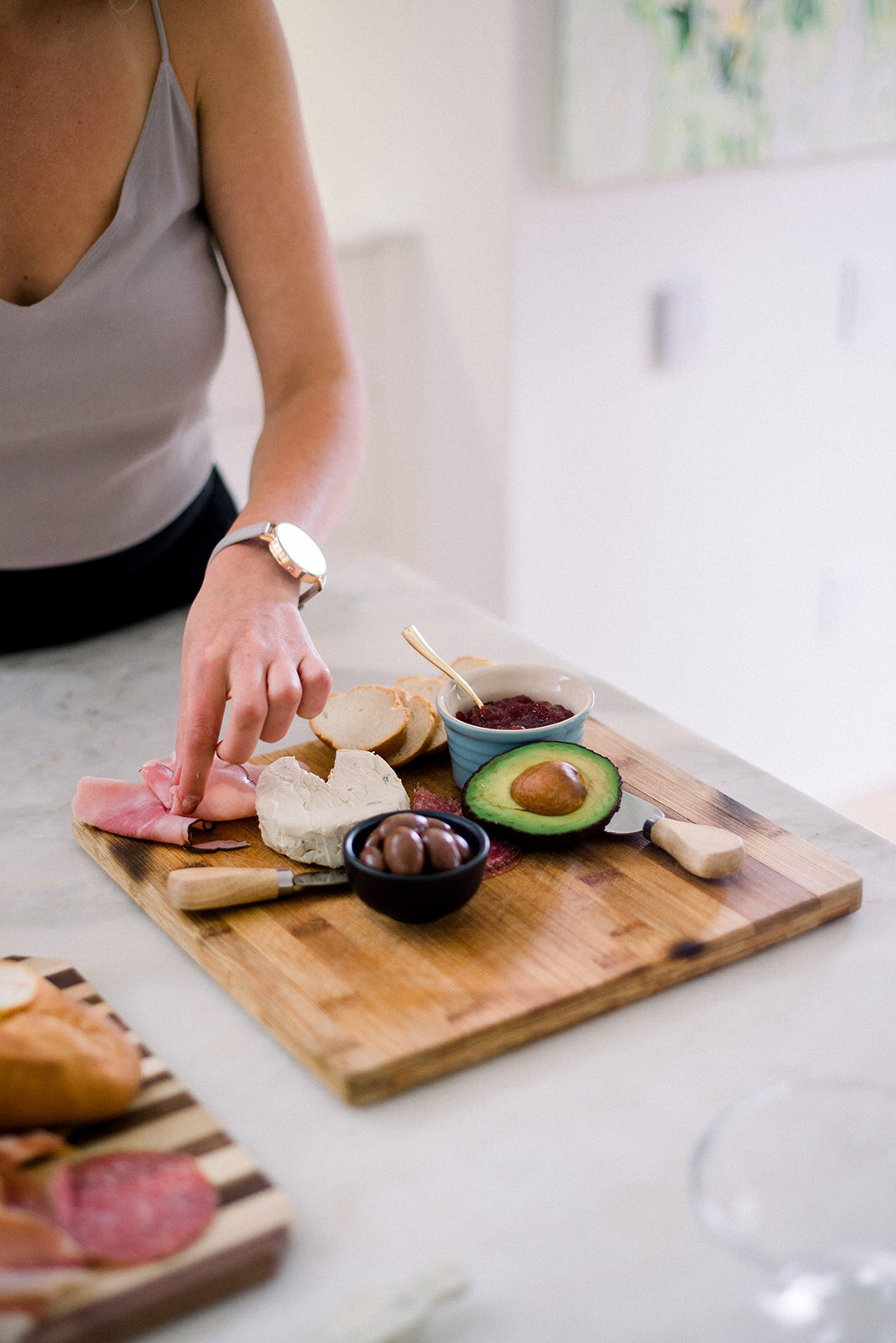 8 Staple Ingredients For The Perfect Charcuterie Board - on the Bronte Bride Blog
