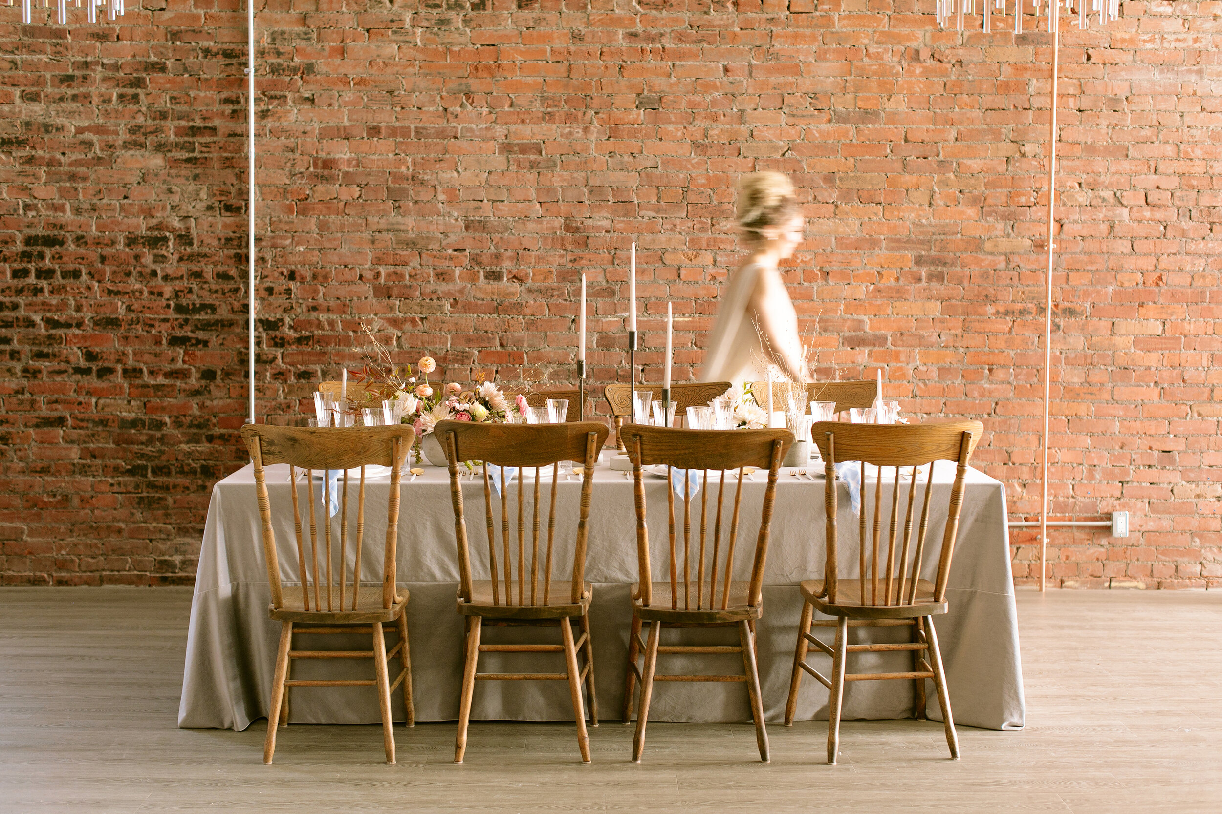 Wedding Tablescape Inspiration - Venue308 Bronte Bride Blog Feature