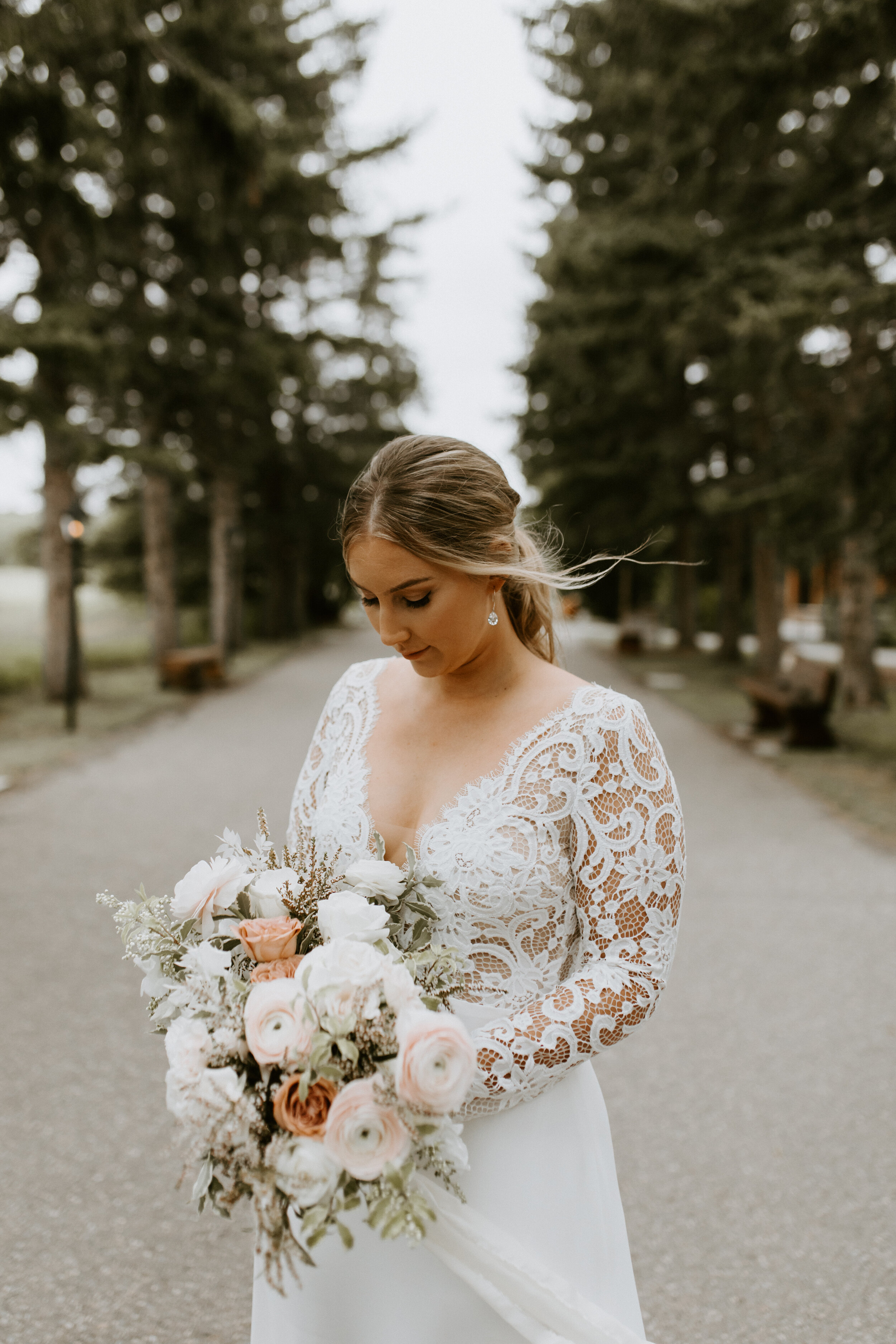 Bride - Wedding Style Inspiration - Bridal Bouquet