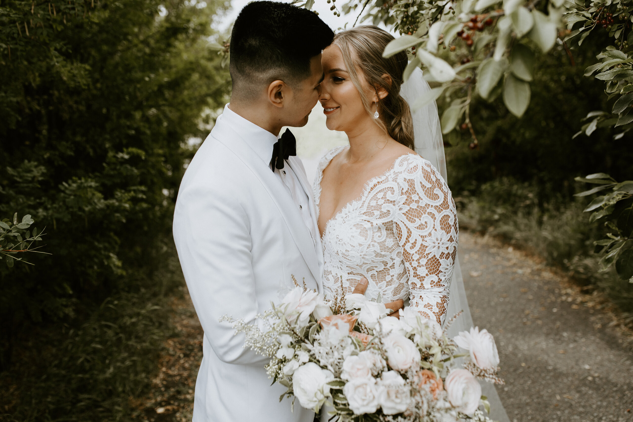 Bride and Groom - Wedding Style Inspiration