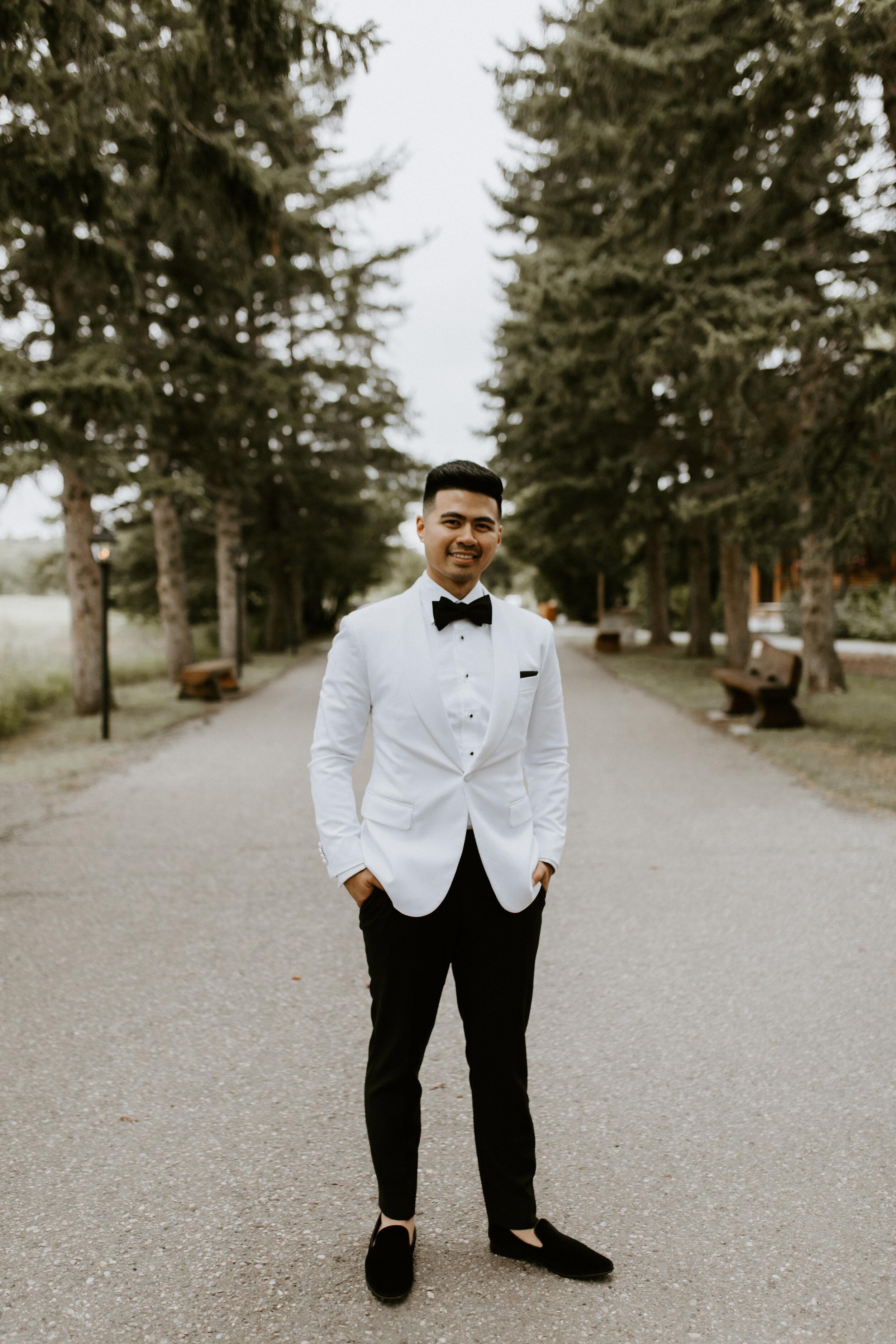 Groom - Wedding Style Inspiration