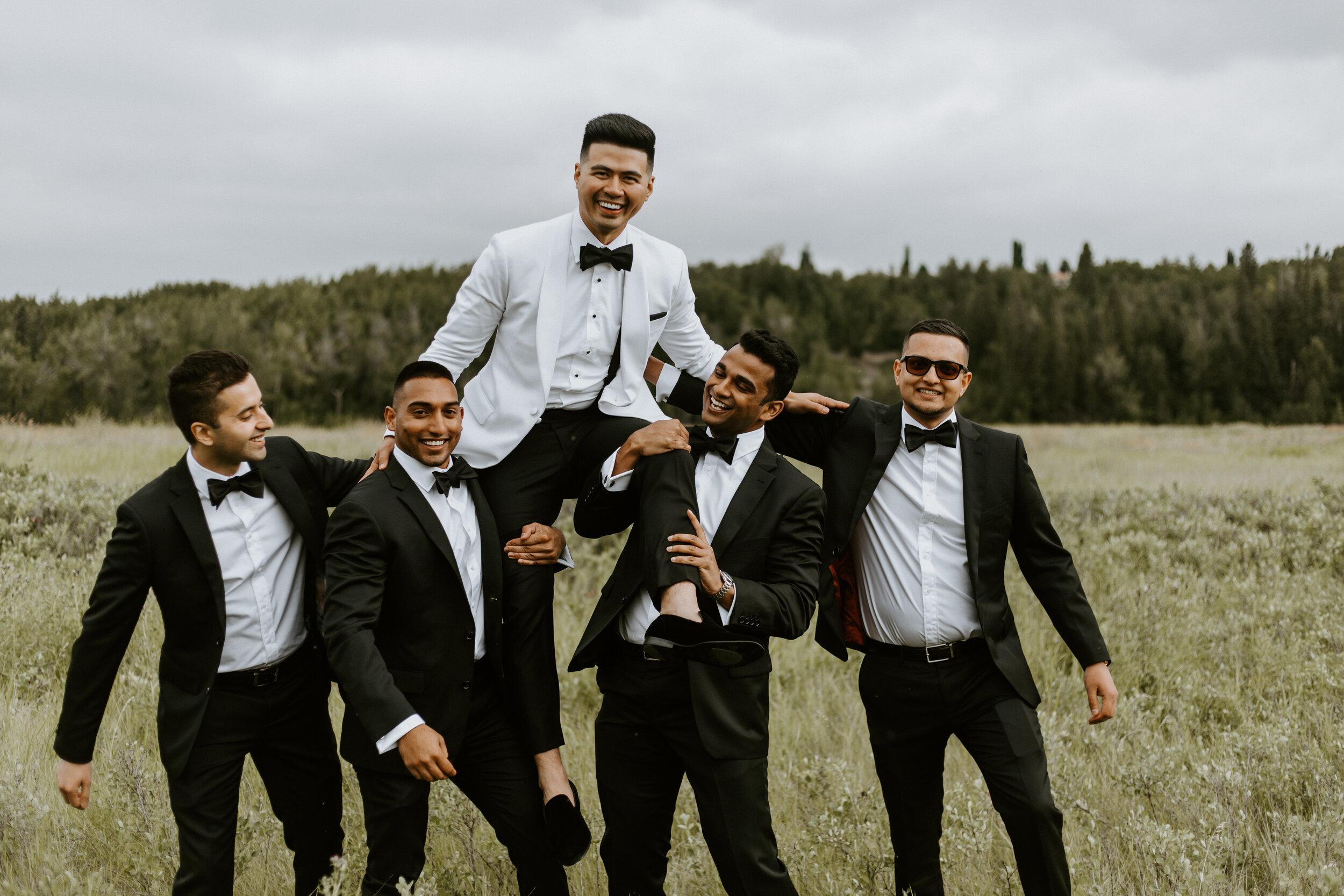 Bridal Party Wedding Style Inspiration