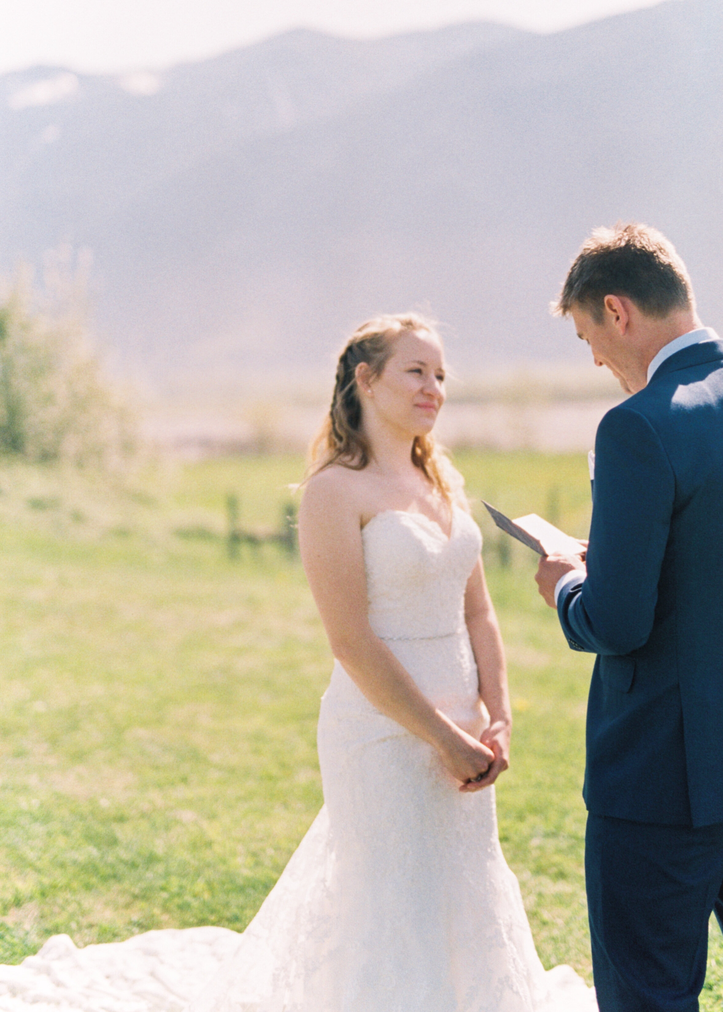 Stunning Elopement Featuring Waterfall Kisses & Helicopter Adventures // Kathryn and Richard - on the Bronte Bride Blog