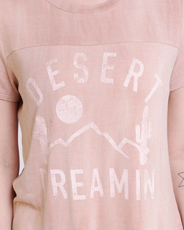 JUST IN. Desert Dreamin Graphic Tee 💋