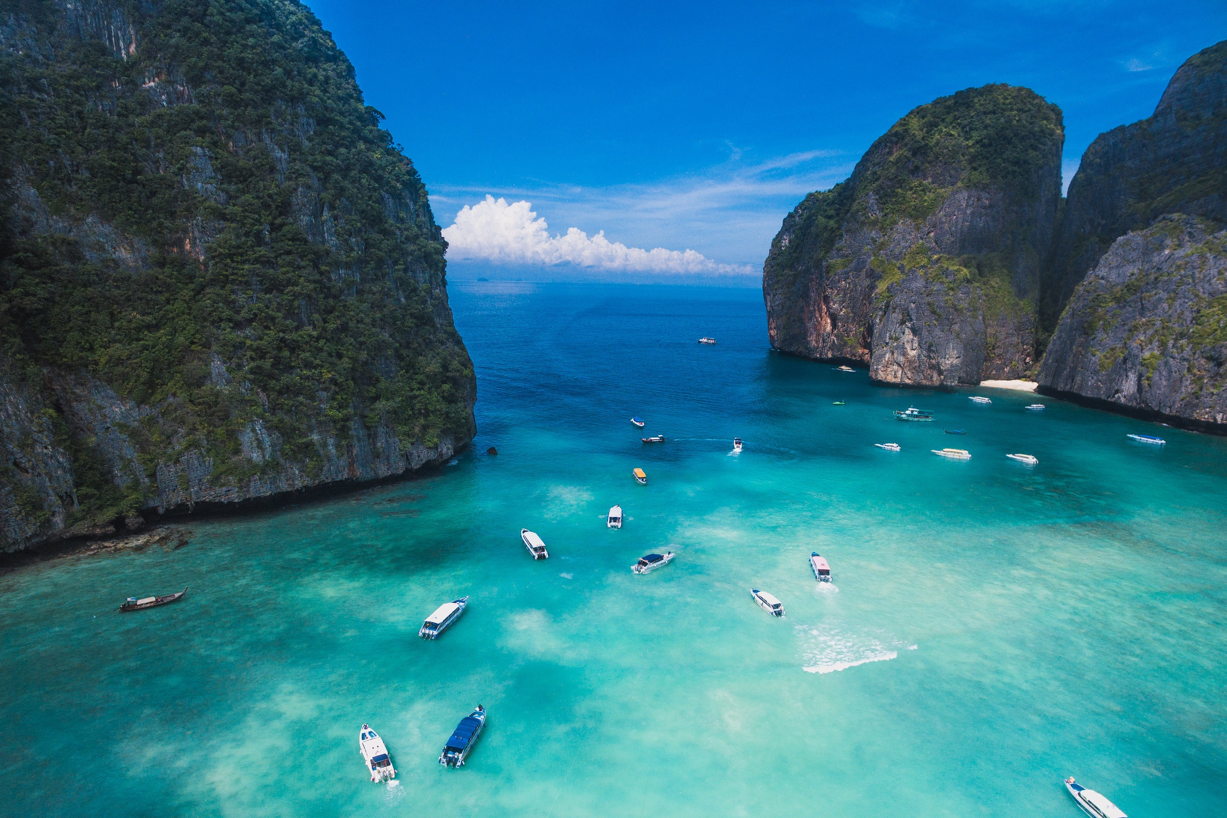 Thailand - Explore tropical islands and eat Thai cuisine to your hearts content with us in Thailand!Next Experience: 3rd February - 10th February 2020 | 1 & 2 Week OptionsExperiences from £2049Deposit £200