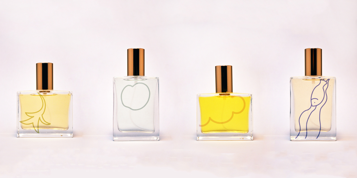 Demistify: The Hospital Art Collection as Perfume - We turned four paintings from the Charing Cross Hospital into perfumes in order to help stroke recovery and dementia patients with memory recall.