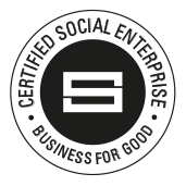 SEUK Cerified social enterprise badge
