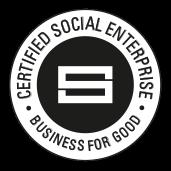 SEUK Cerified social enterprise badge