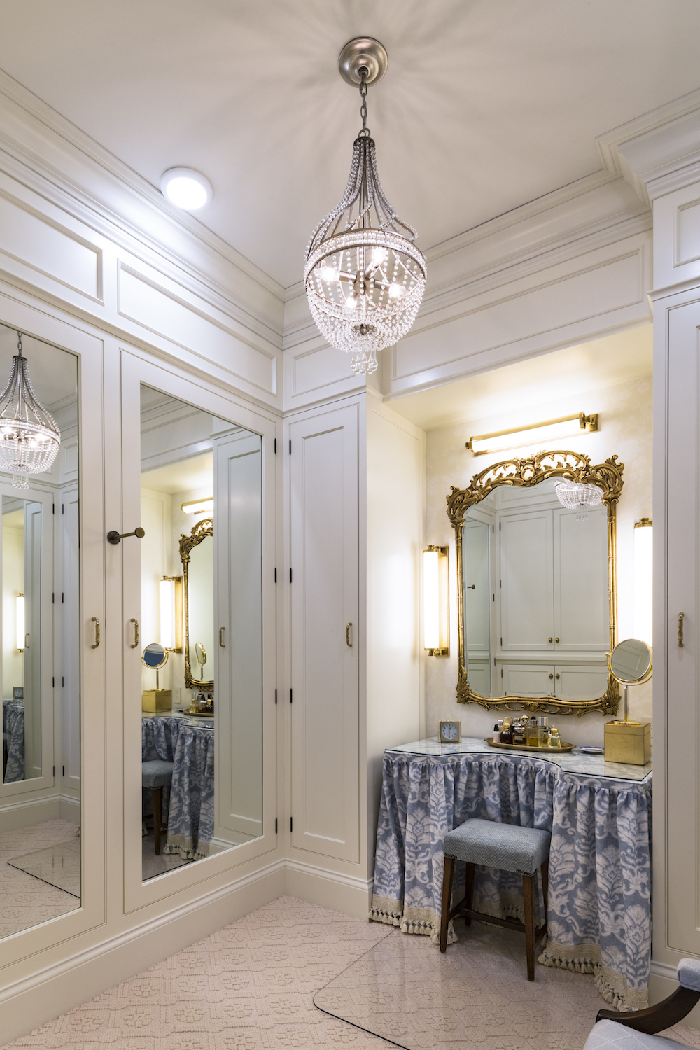 Architectural Interior, Residential Interior, Dressing Room