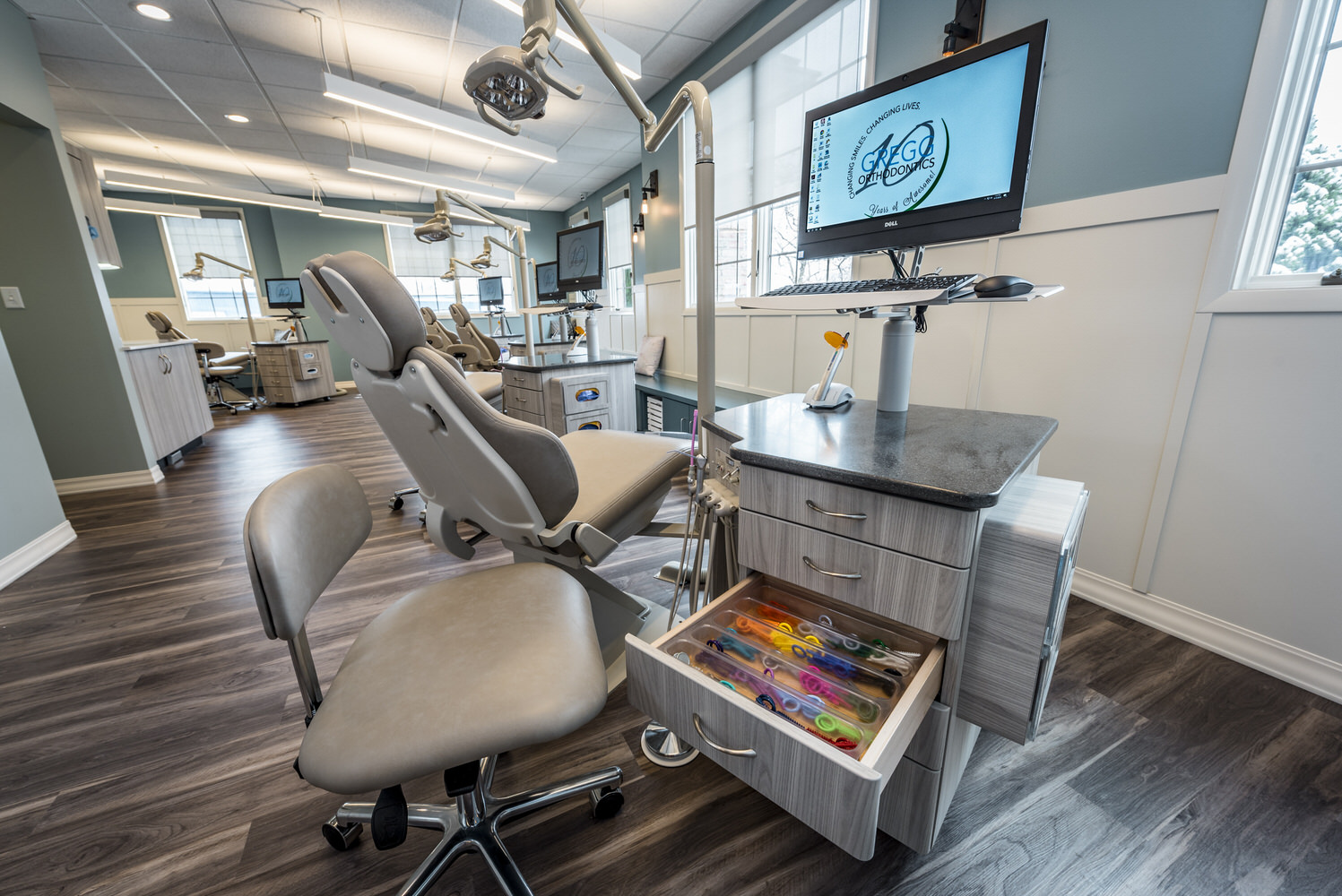 Commercial, Dental Office Furniture