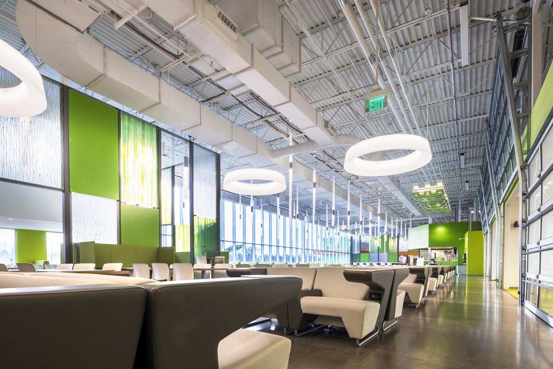 Architectural Interior, Commercial Interior