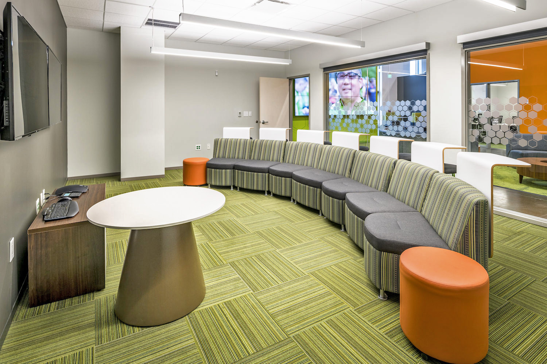 Architectural Interior, Commercial Interior, Presentation Room