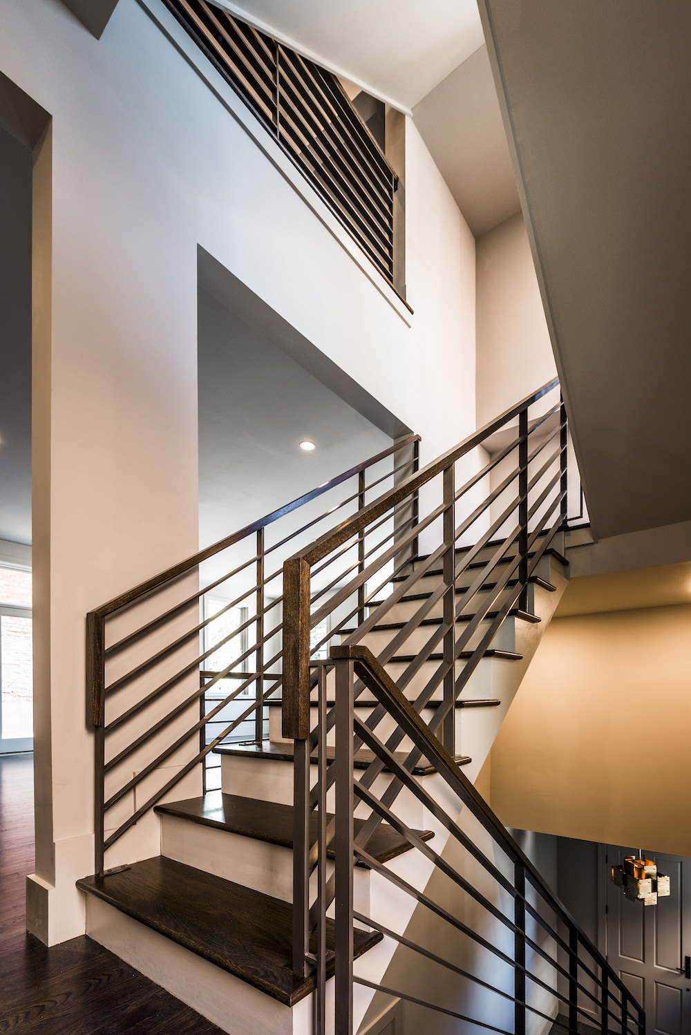 Architectural Interior, Residential Interior, Staircase