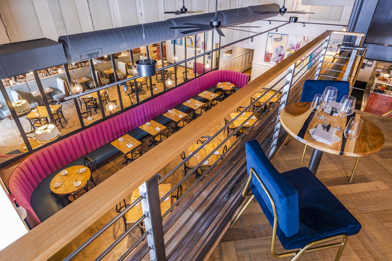 Architectural Interior, Commercial Interior, Lounge, Bar, Restaurant
