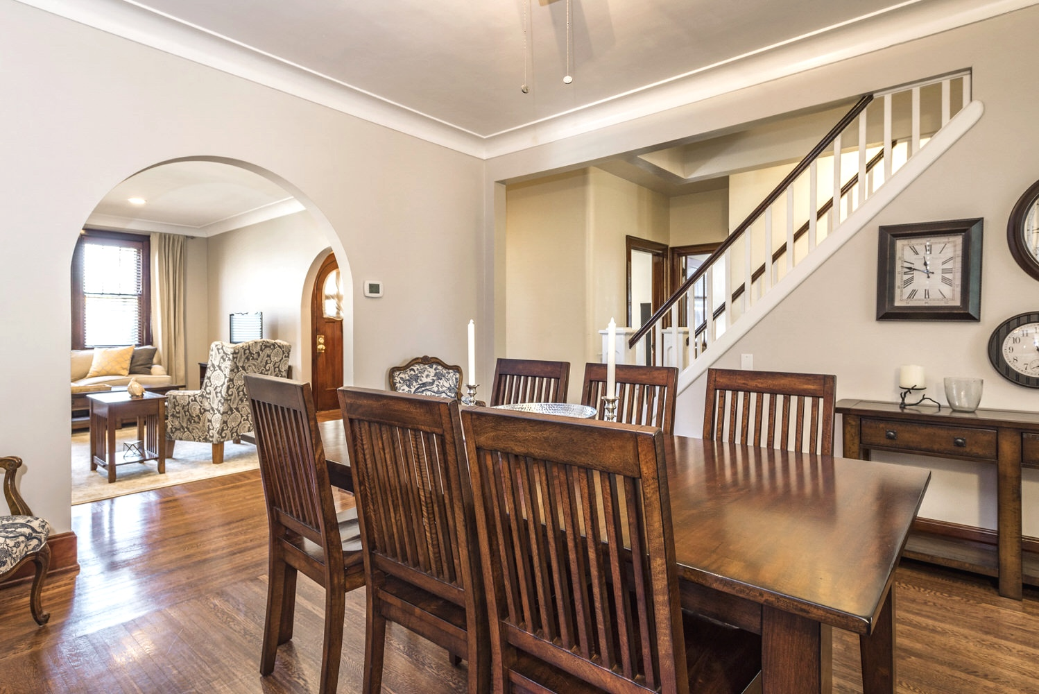 Real Estate, Residential, Interior, Dining Room