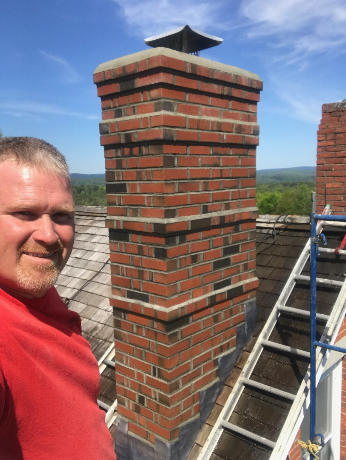 New Chimneys -