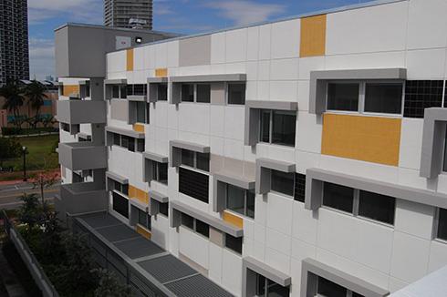 Steven E. Chaykin Apartments